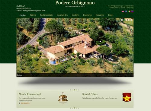 Podere Orbignano