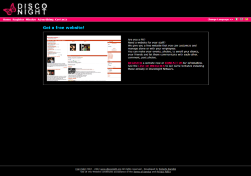 1 home page